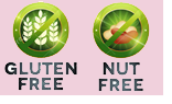Gluten and Nut Free Facility